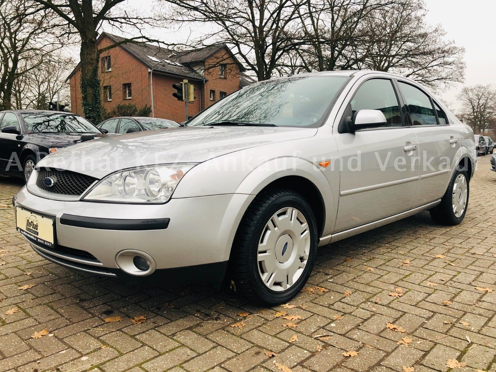 FORD Mondeo Lim. Trend