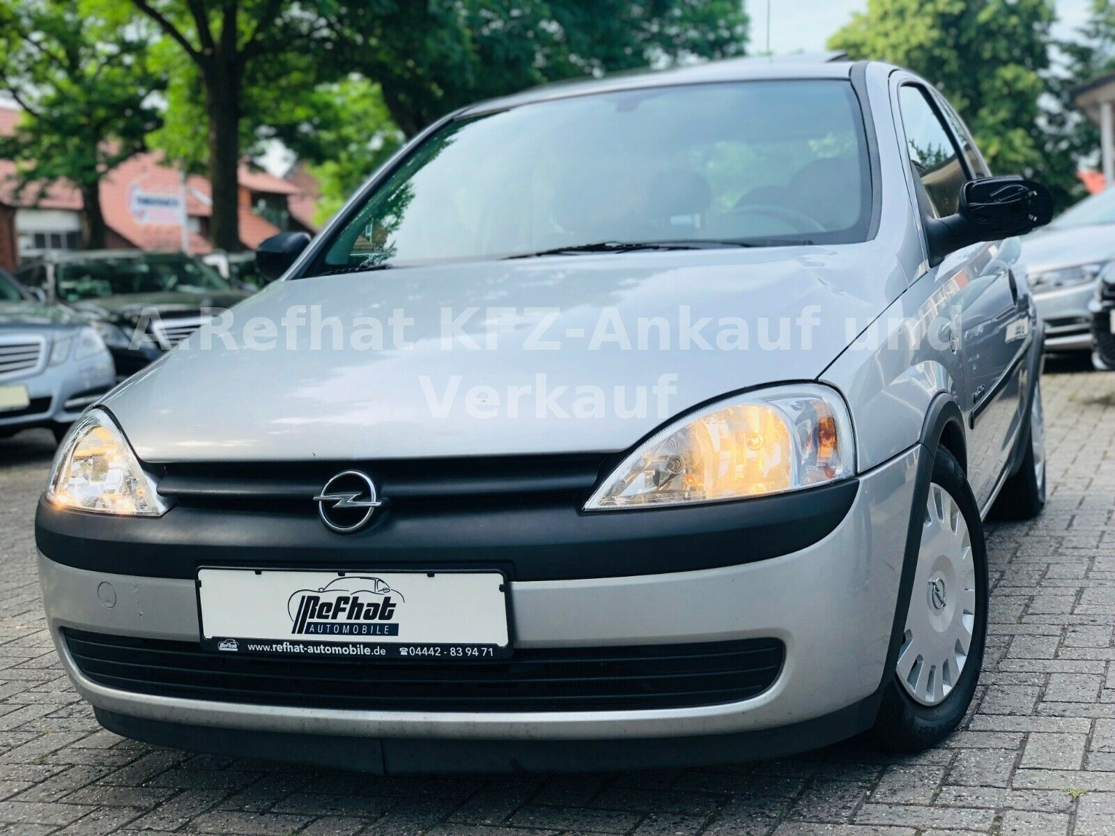 OPEL Corsa C Selection Comfort