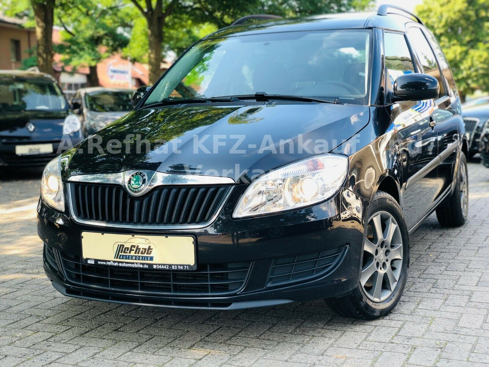 SKODA Roomster Ambition