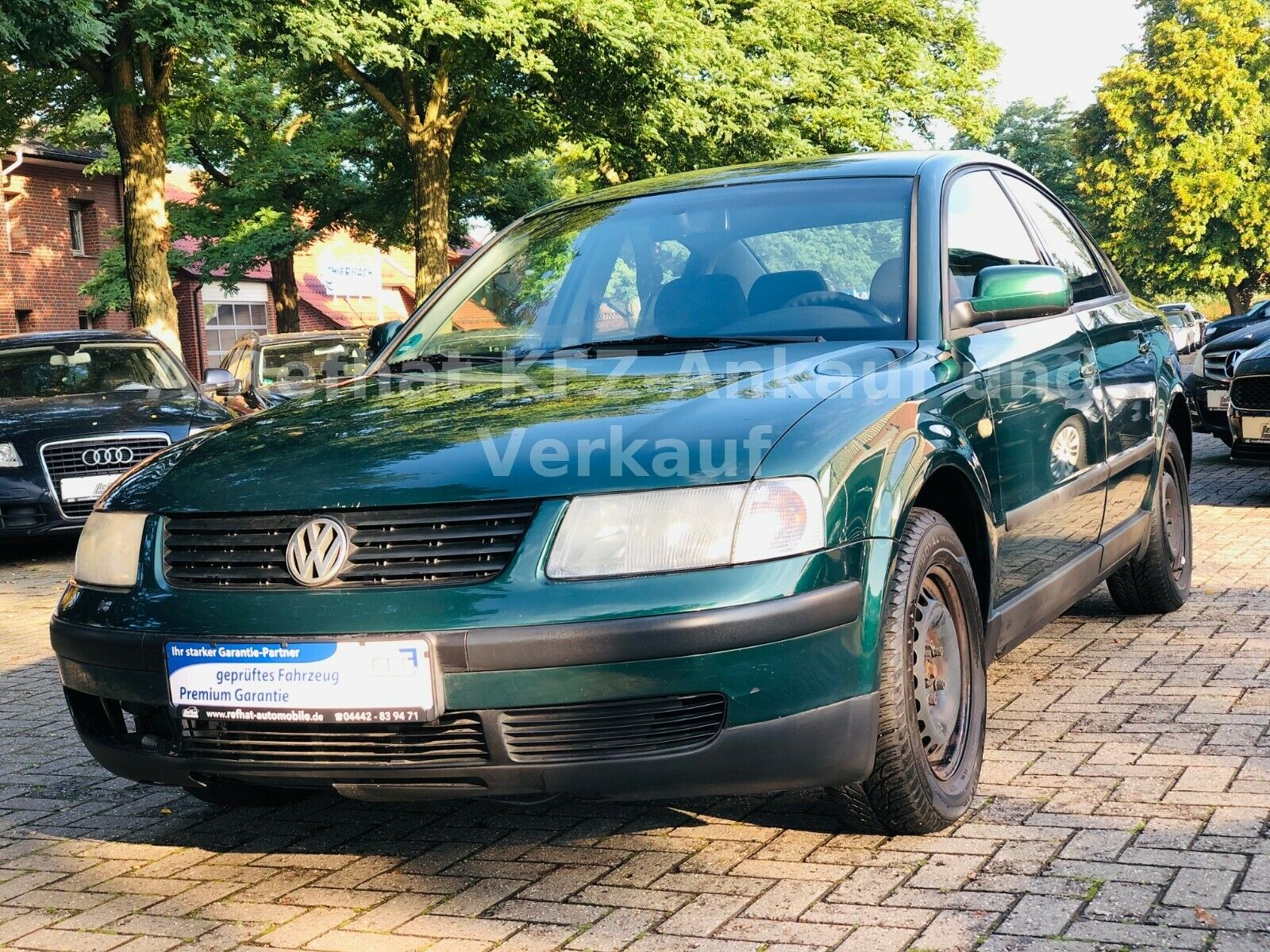 VW Passat Lim. Basis