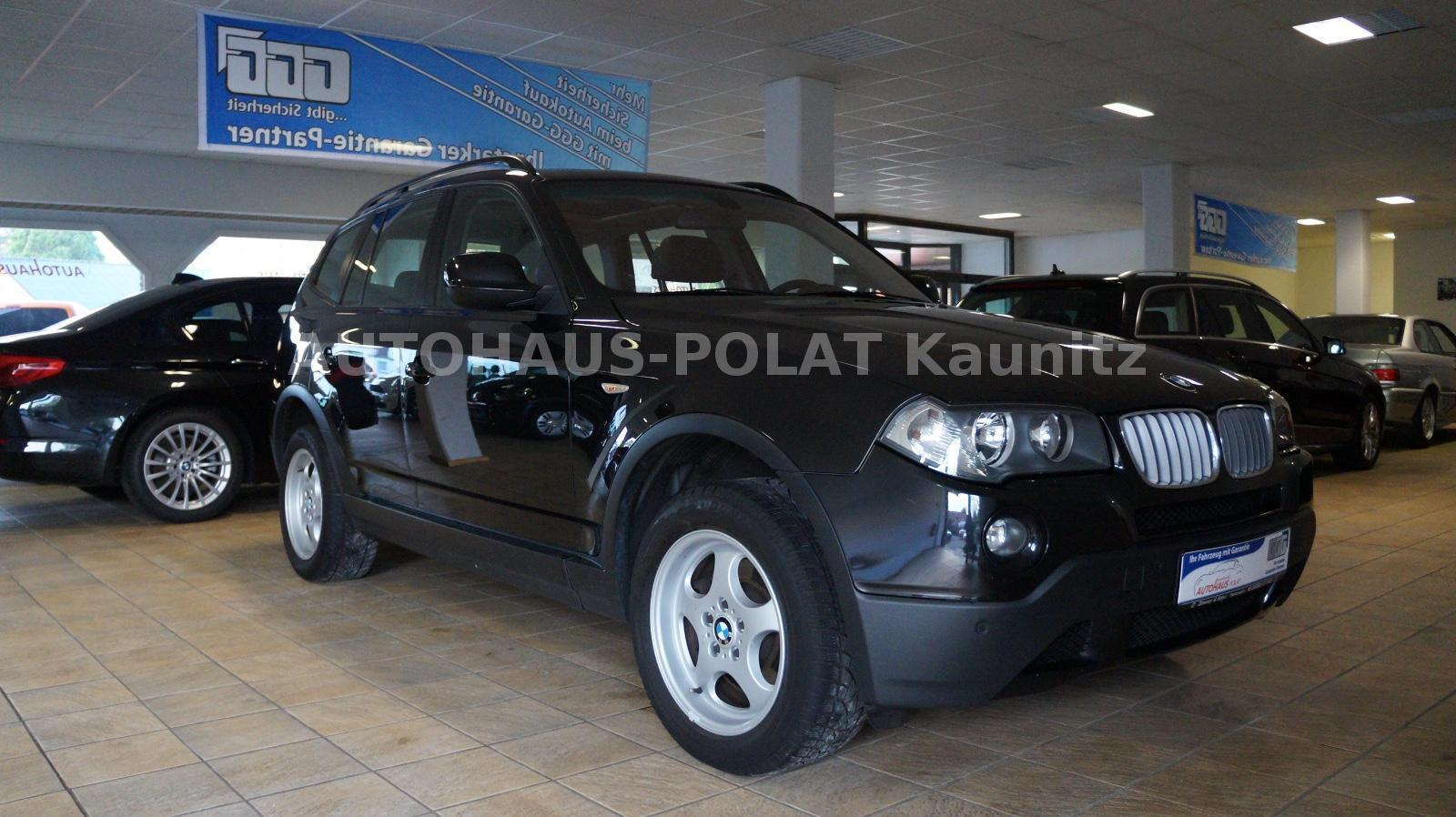 "BMW  X3 xDrive 18d"" Lifestyle""Euro 5""Panorama""PDC"""