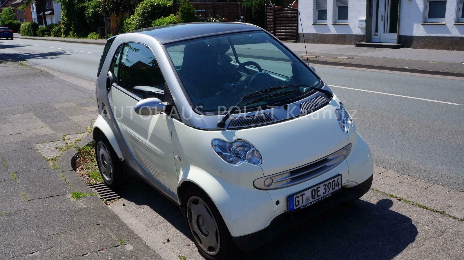 SMART coupe / fortwo coupe CDI Basis/PANORAMA