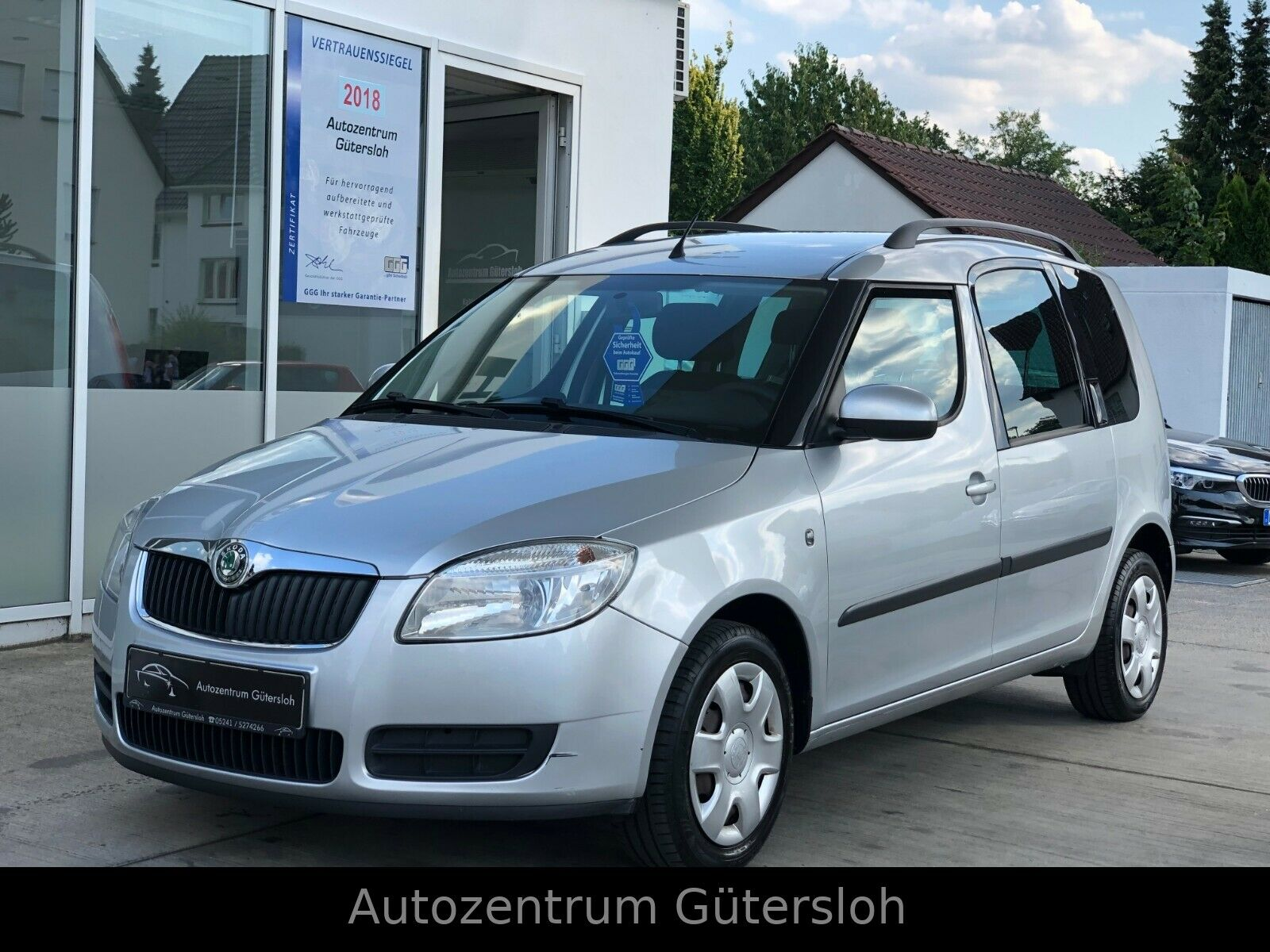 SKODA Roomster Style * PDC / KlimaA / 2. Hand /SitzH *