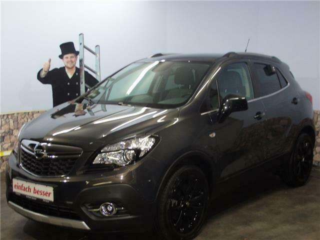 OPEL Mokka 1.6 CDTI Color Innovation ecoFlex S/S