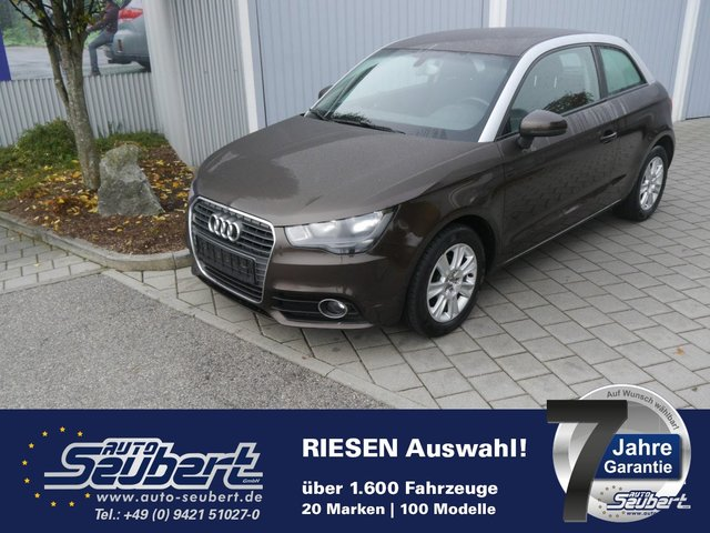 AUDI A1 1.6 TDI DPF ATTRACTION * MEDIA-PAKET * PARKTR