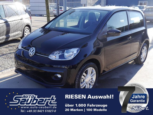 VW up! 1.0 HIGH UP! * BMT * WINTER PACK * PARKTRONI