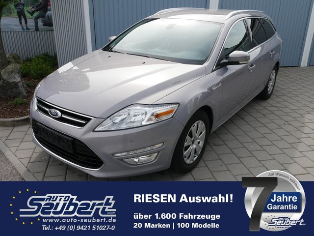 FORD Mondeo Turnier 2.0 TDCI DPF BUSINESS EDITION * A