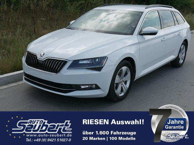 SKODA Superb Combi 1.8 TSI DSG AMBITION * BUSINESS AMU