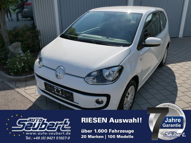 VW up! 1.0 MOVE UP! * WINTER PACK * COOL & SOUND *