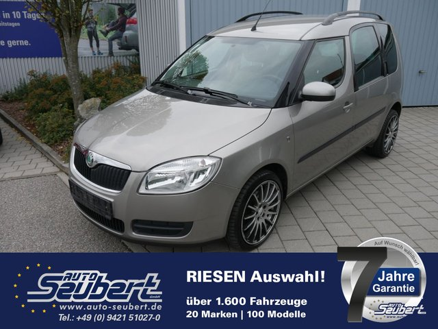 SKODA Roomster 1.6 16V STYLE PLUS EDITION * PARKTRONIC