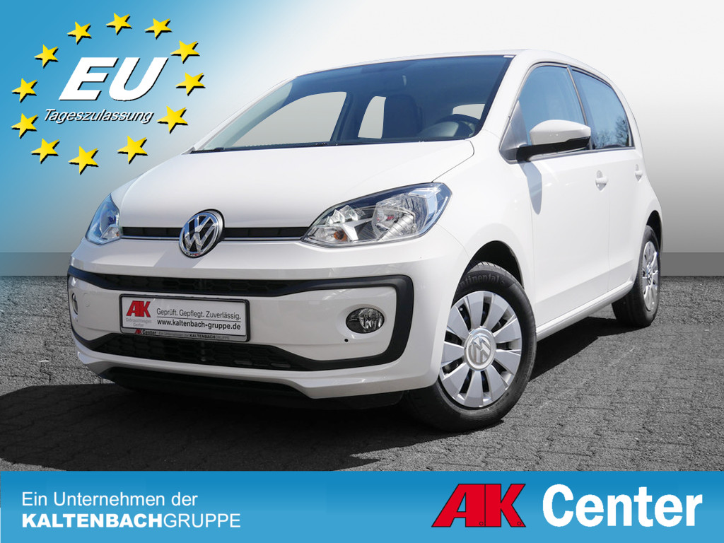 VW up! move UP Climatronic