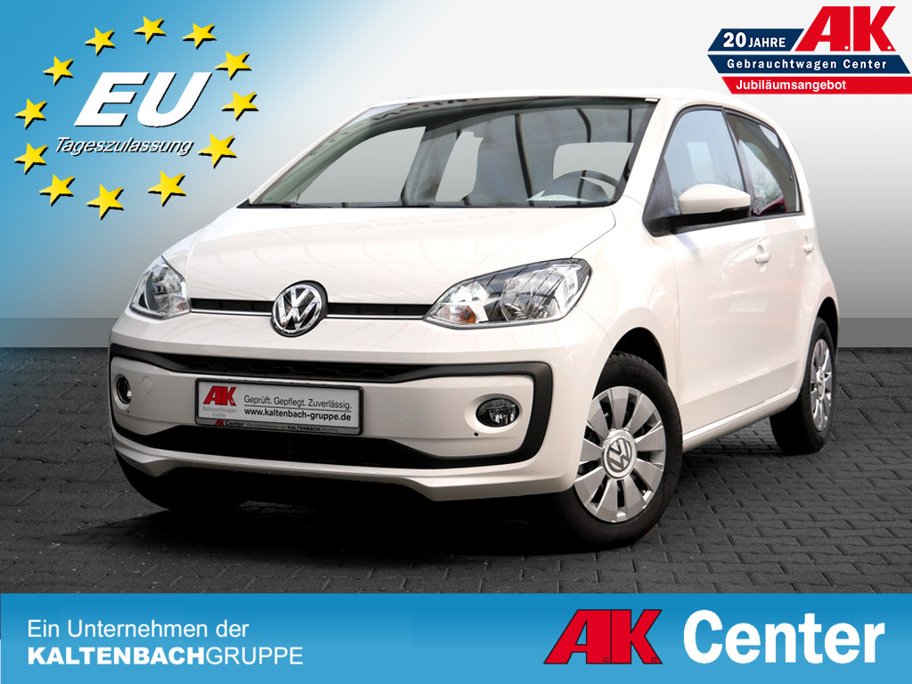 VW up! 1.0 move up! BMT FSE USB KLIMA PDC SHZ