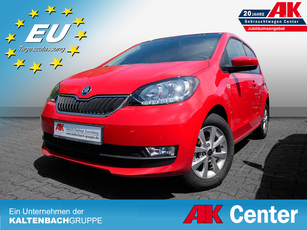 SKODA CITIGO 1.0 Ambition Plus FSE USB KLIMA PDC SHZ