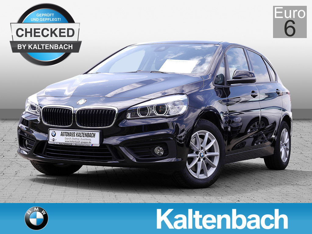 BMW 220 Active Tourer xDrive Advantage LED ACC EU6