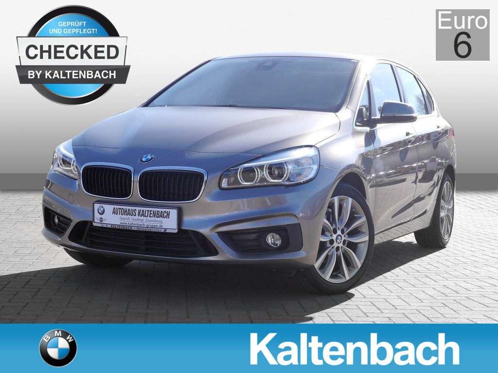 BMW 218d Active Tou