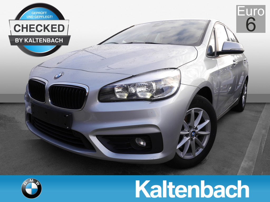 BMW 220 Active Tourer xDrive Business SHZ NAVI EU6