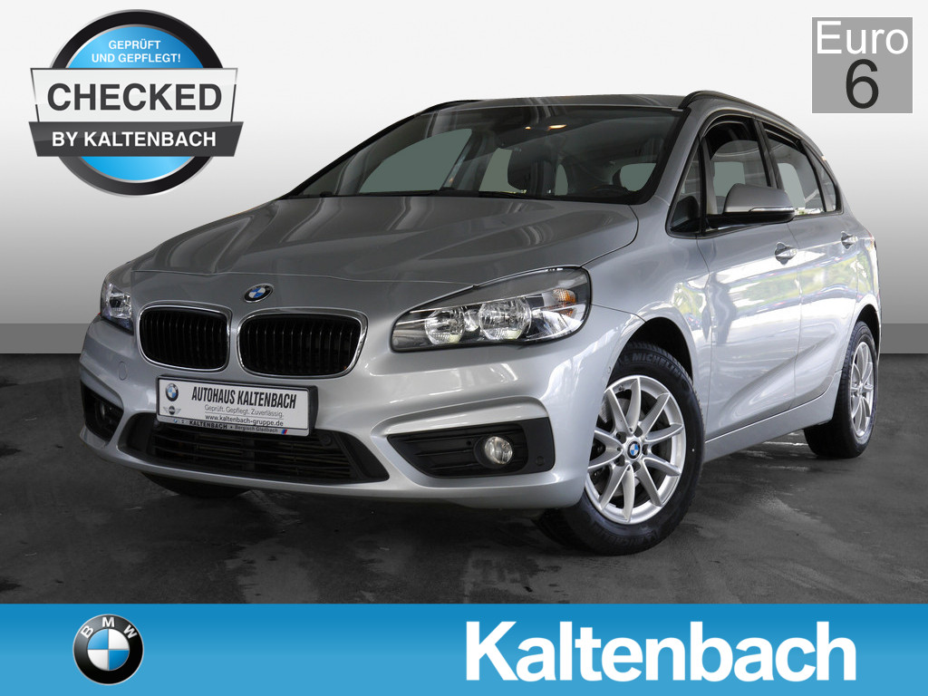 BMW 216 Active Tourer Business USB PDC SHZ NAVI EU6
