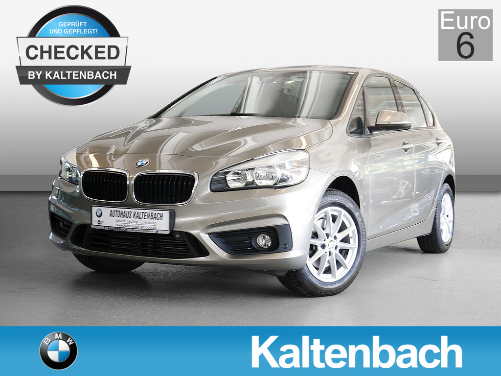 BMW 218d Active Tourer Business USB PDC SHZ NAVI EU6