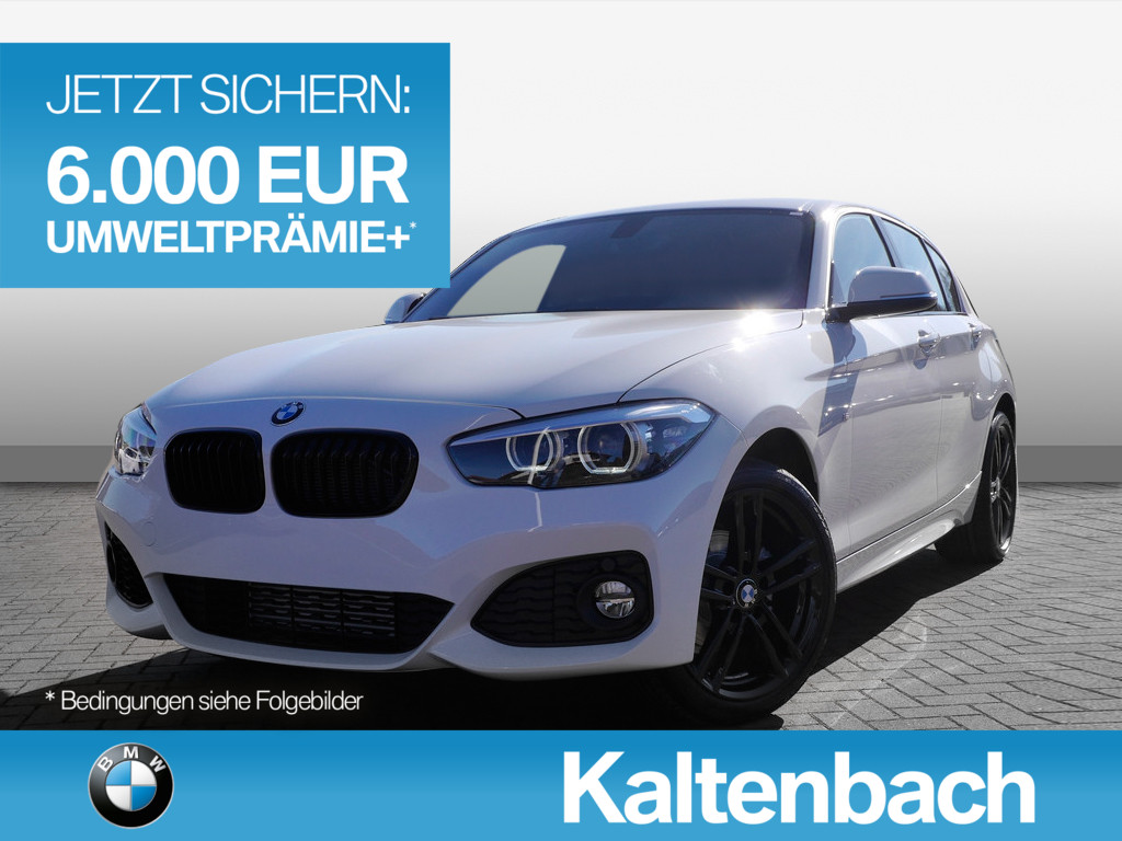 "BMW 118i M Sport Shadow 18"" Navi Klima LED SHZ PDC"