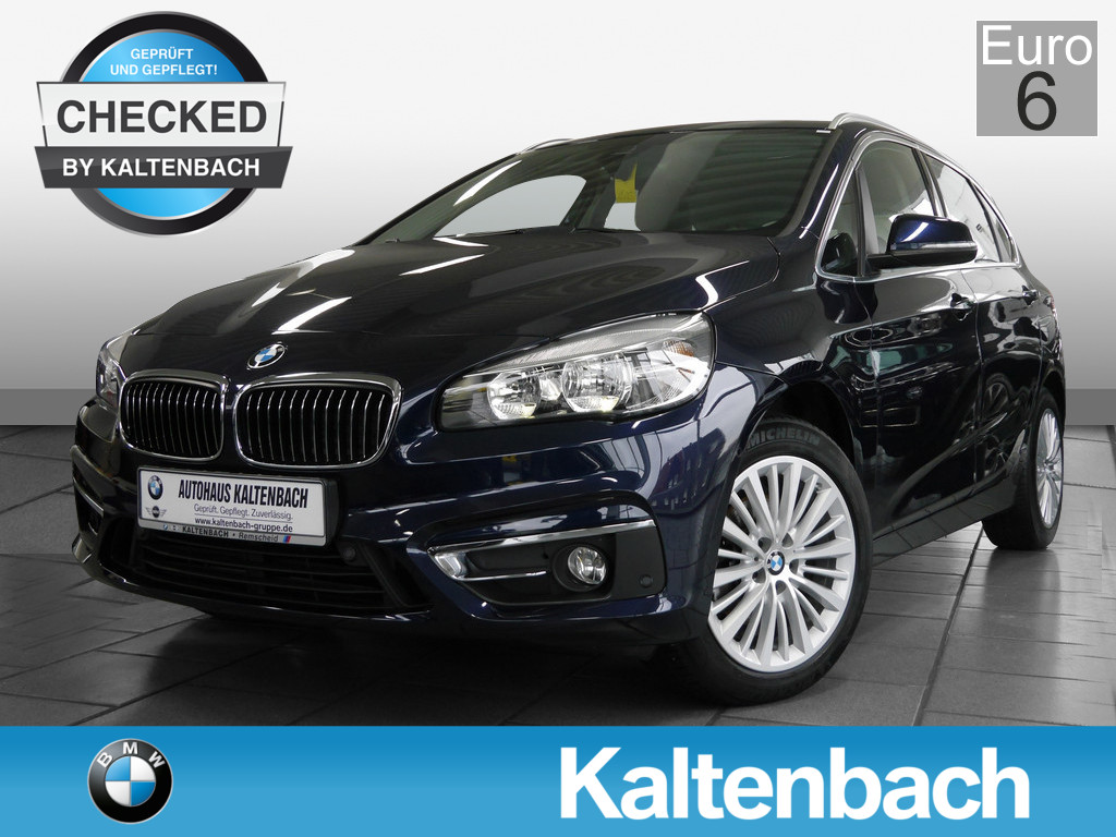 BMW 218 Active Tourer Luxury Line KAMERA NAVI EU6