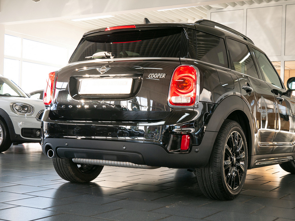 MINI Cooper Countryman Chili PDC SHZ H/K NAVI LED ACC