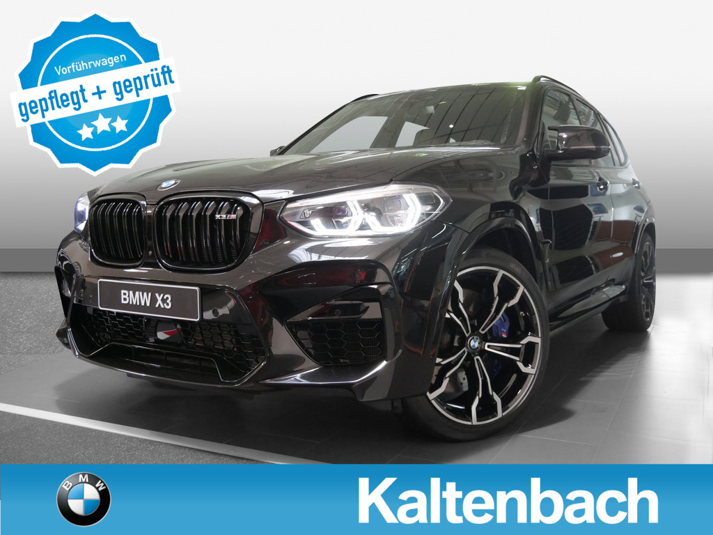 BMW X3 M Competition SHZ H/K HUD NAVI LED W-LAN ACC
