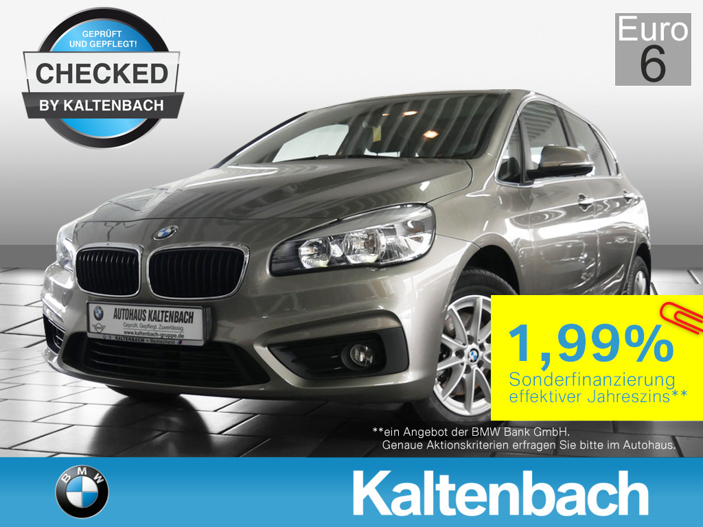 BMW 218i Active Tourer Business SHZ NAVI PANORAMA