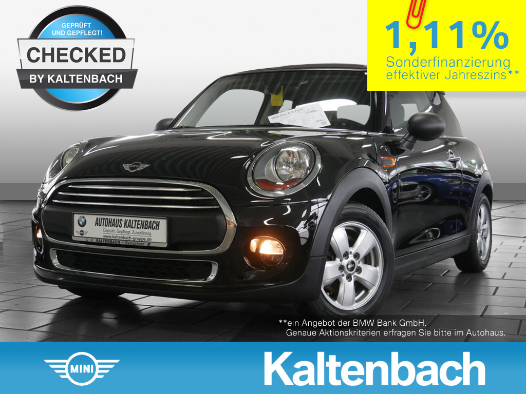 MINI One D Pepper FSE USB KLIMA PDC SHZ NAVI EURO6
