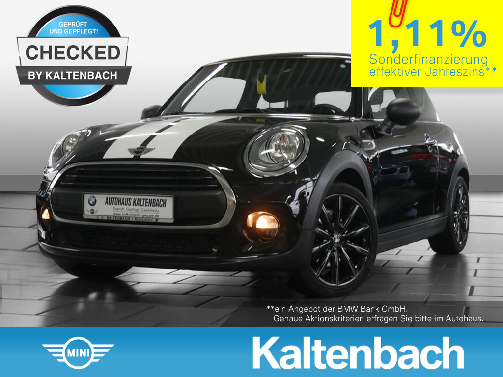 MINI One First Salt FSE USB KLIMA SHZ NAVI EURO6