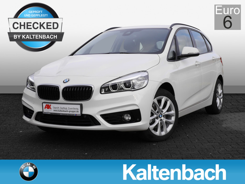 BMW 218i Active Tourer Sport Line SHZ NAVI LED EU6