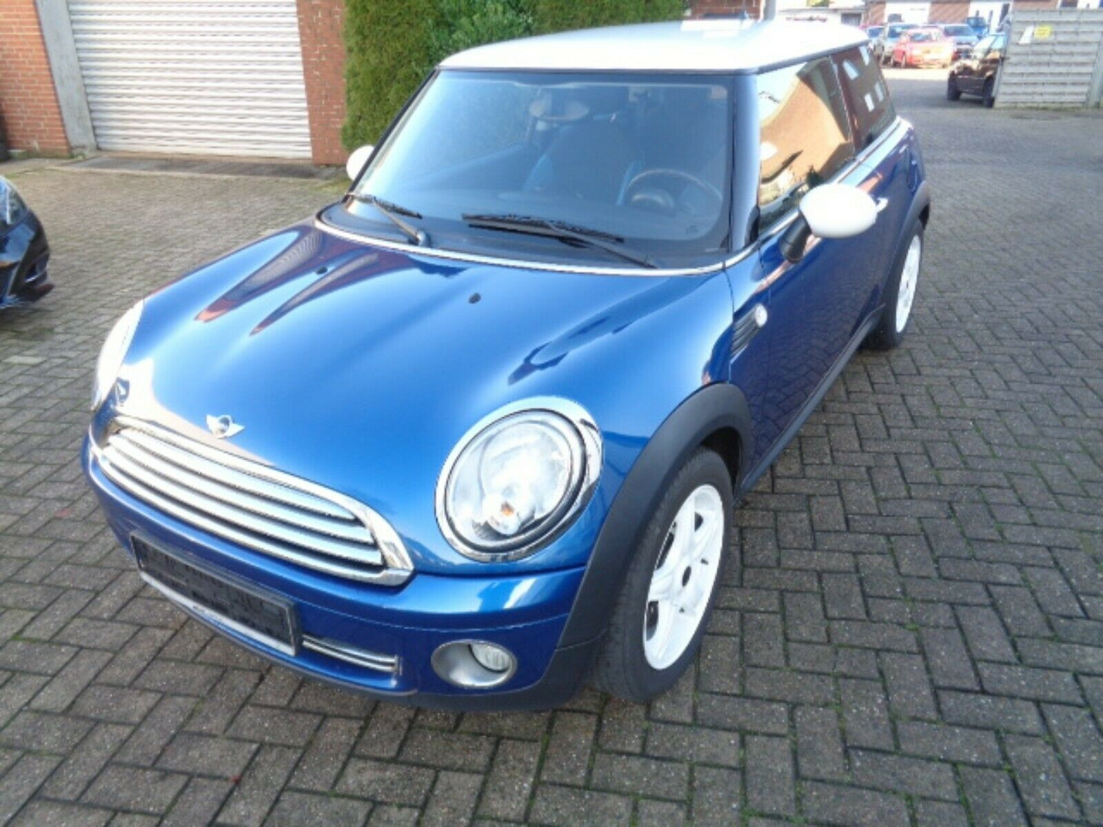 MINI Cooper 1.6 + Klimaautomatik + TOP