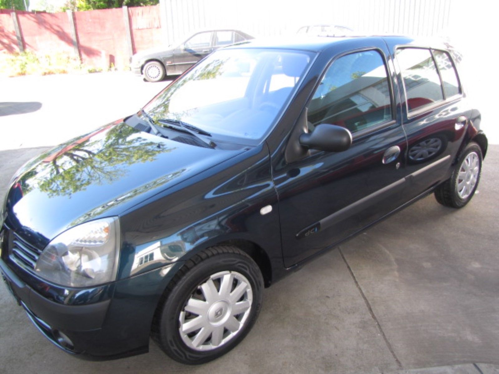 RENAULT Clio II 1.5 dci Emotion