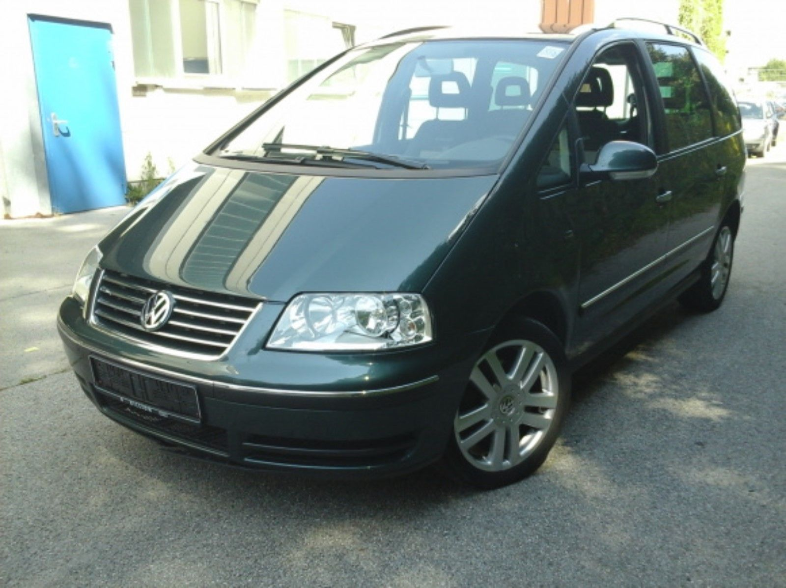 VW Sharan 1.9 tdi Freestyle