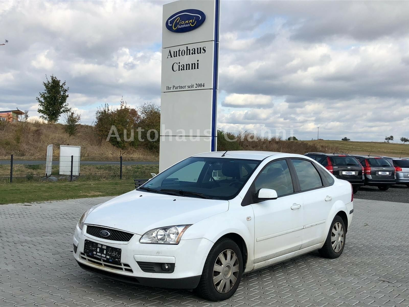FORD Focus 1.6 TDCi DPF**