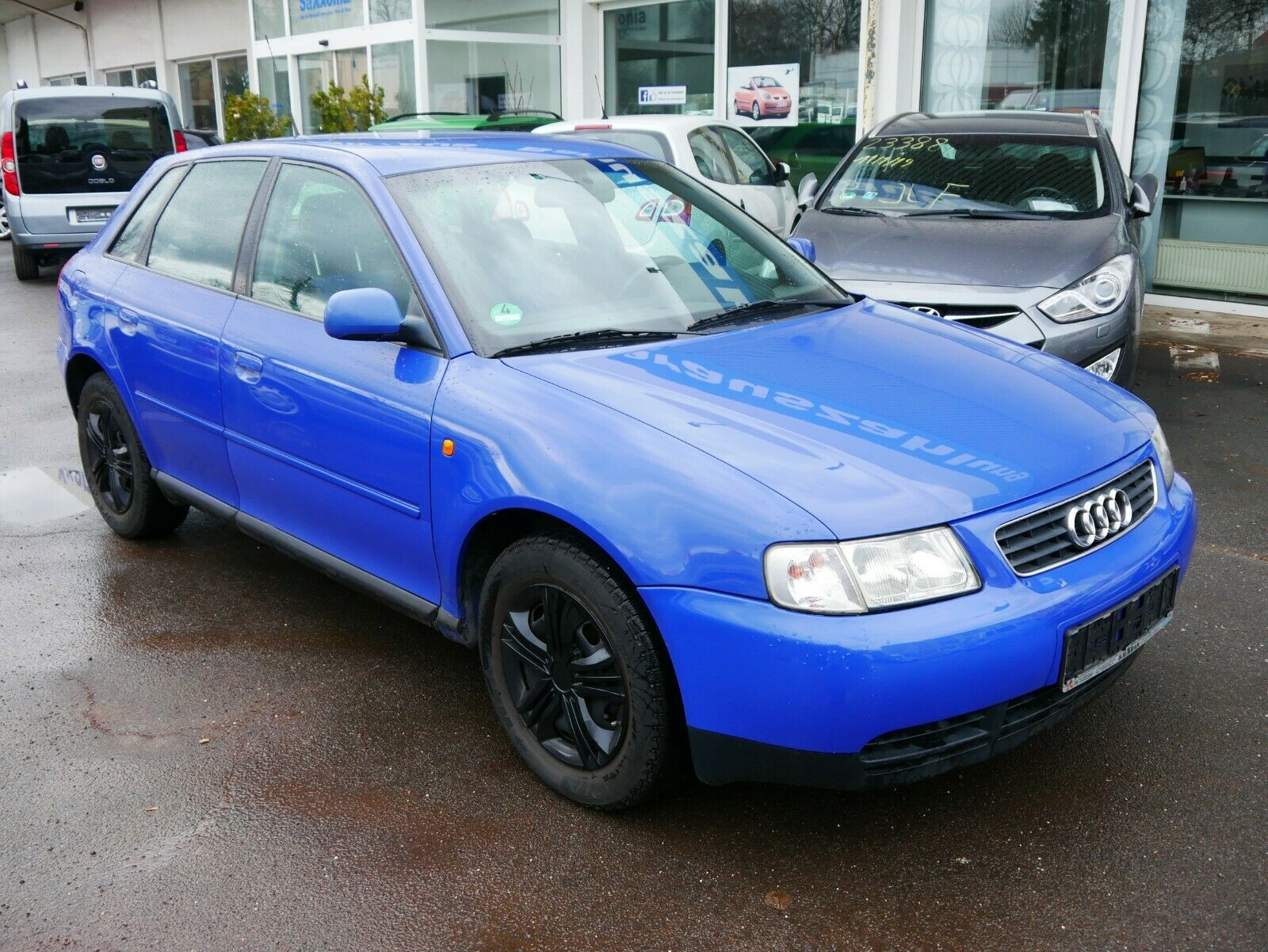 AUDI A3 1.6 Attraction
