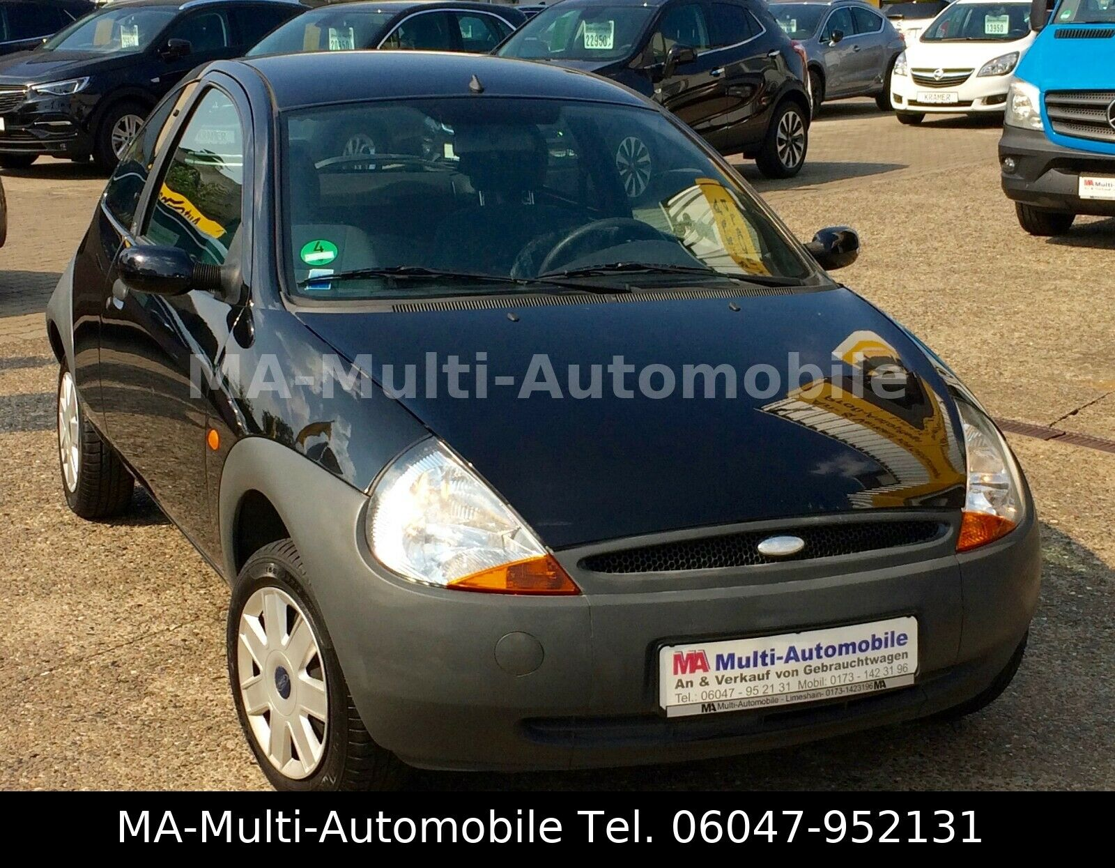 FORD KA Viva X Klima Radio/CD