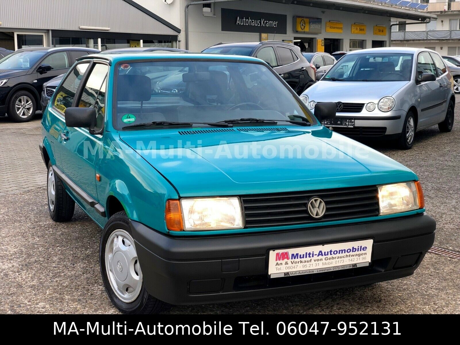 VW Polo CL Coupe Extra Radio/CD