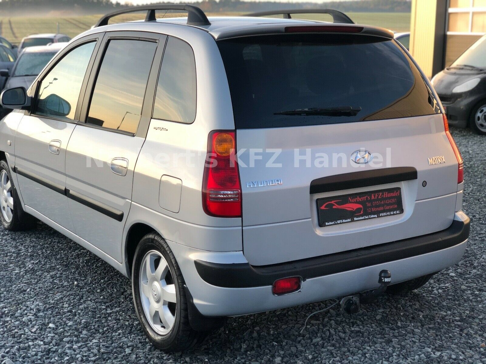 HYUNDAI Matrix 1.6 GLS Edition-Plus