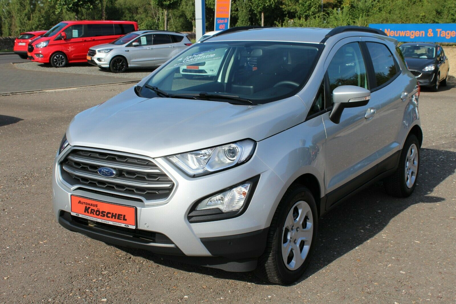 FORD EcoSport 1.0 Cool&Connect *Winter Paket*Navi*