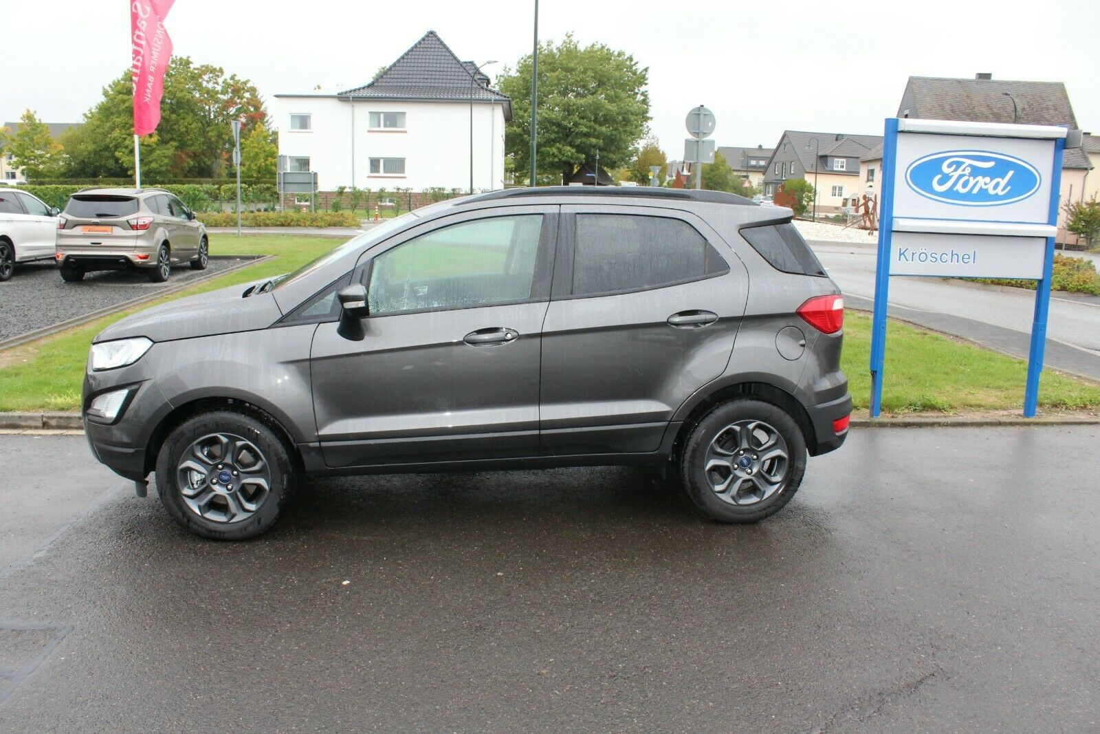 FORD EcoSport 1.0 Ecoboost Cool&Connect*NAVI*WINTER P