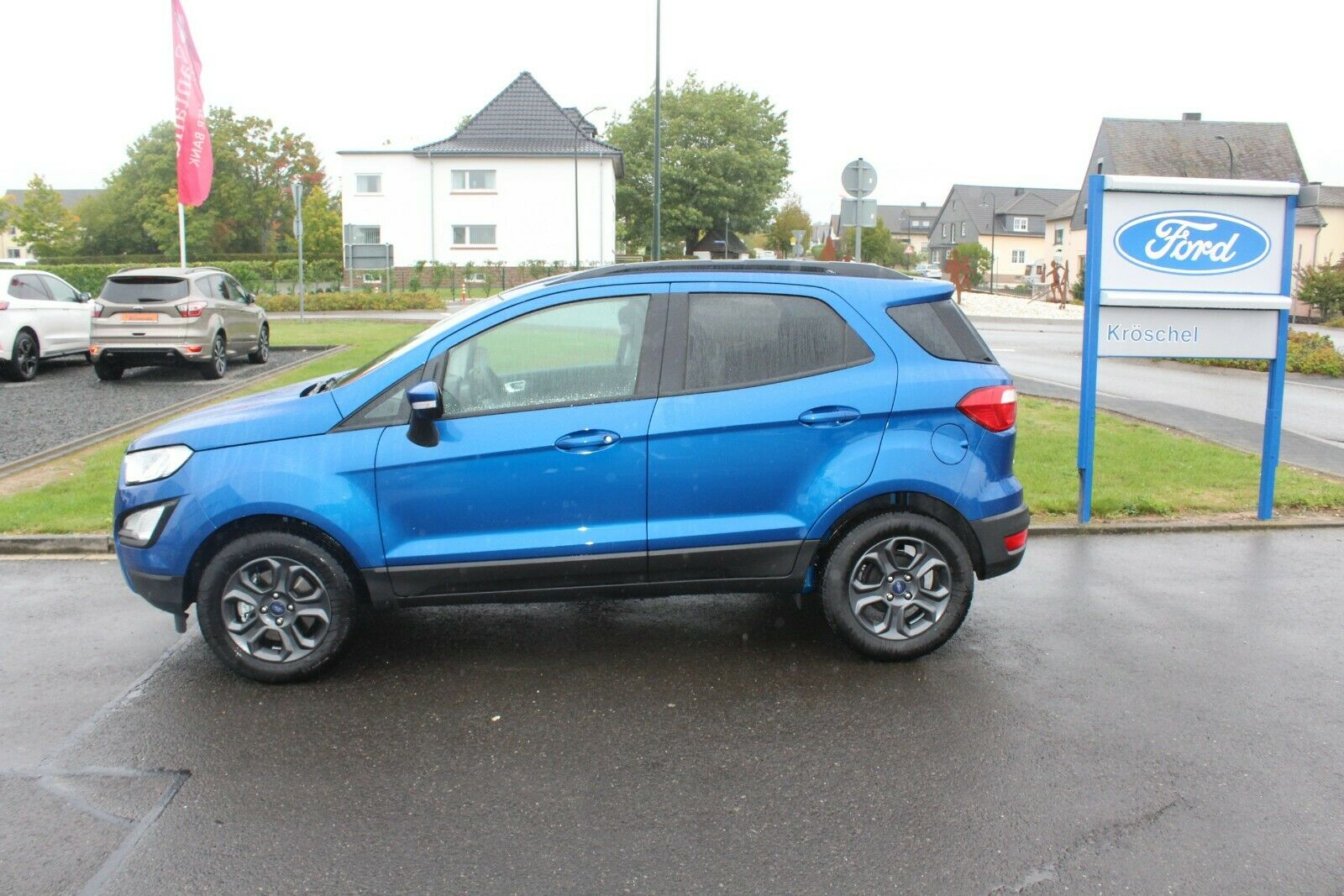 FORD EcoSport 1.0 Cool&Connect*NAVI*WNTER P*