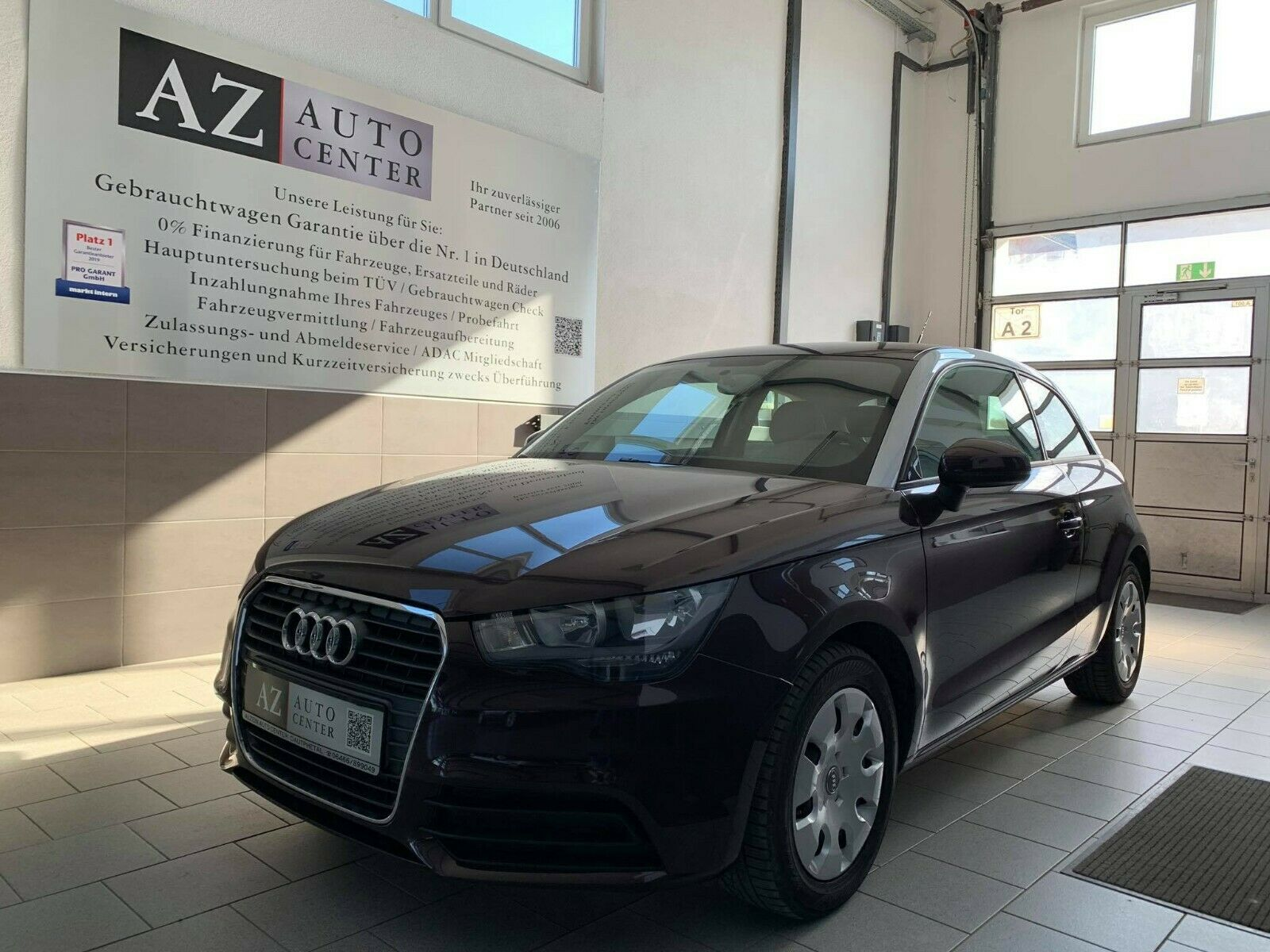 AUDI A1 1.6 TDI Attraction/Klima/Sitzheiz./Euro5/19%