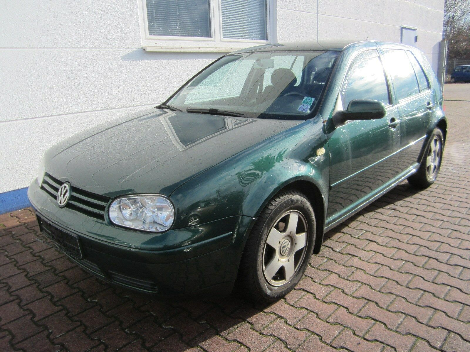 VW Golf IV Lim. Highline Klimaanlage-2.Hand