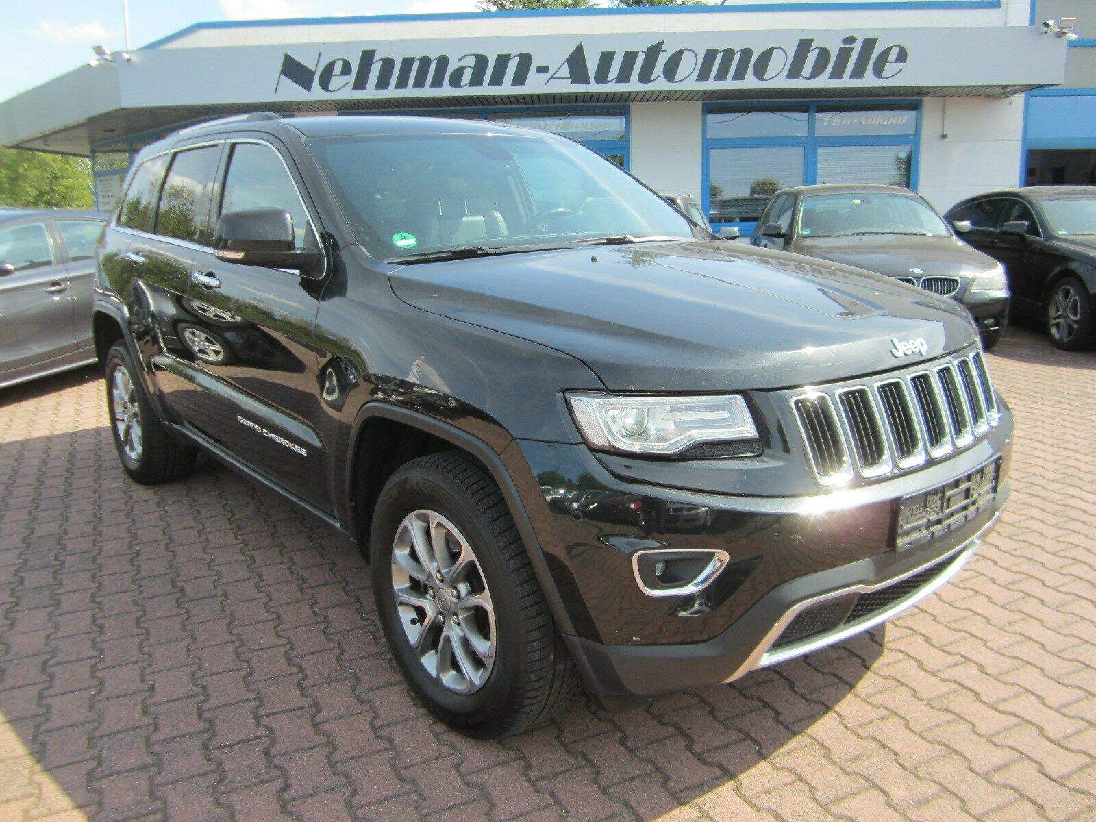 JEEP Grand Cherokee 3.0 CRD Limited Leder-Navi-Ahk
