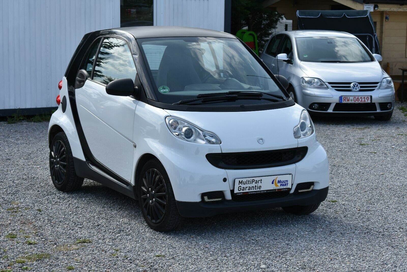 SMART fortwo coupe Micro Hybrid Drive/TÜV/Euro 5