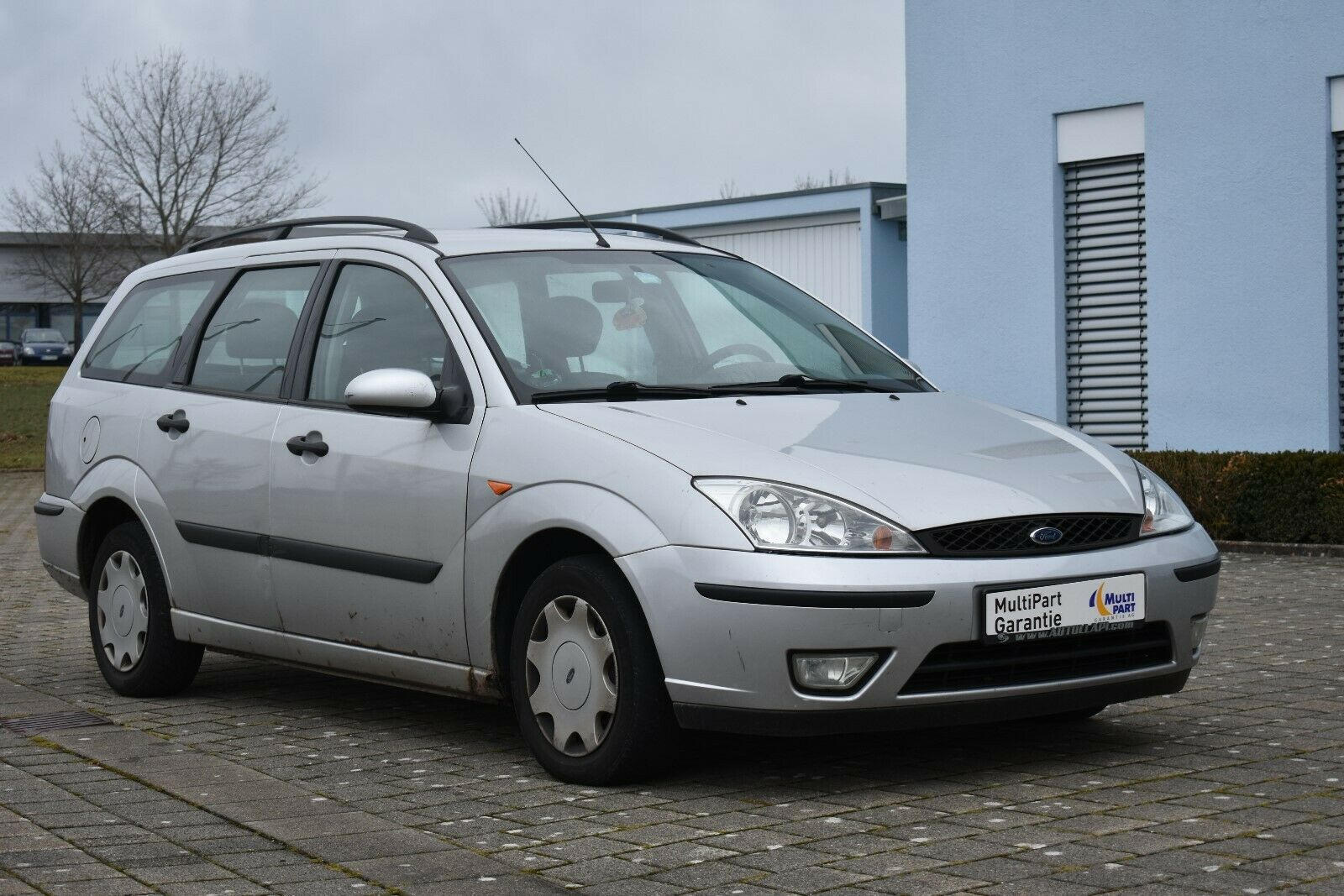 FORD Focus Turnier Viva X 1.8+Klima