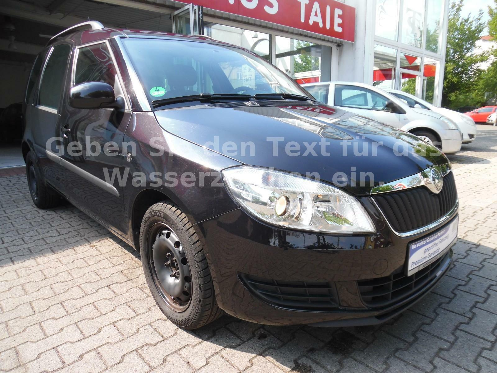 SKODA Roomster Style Plus 1.2 TSI Edition, Klima, PDC