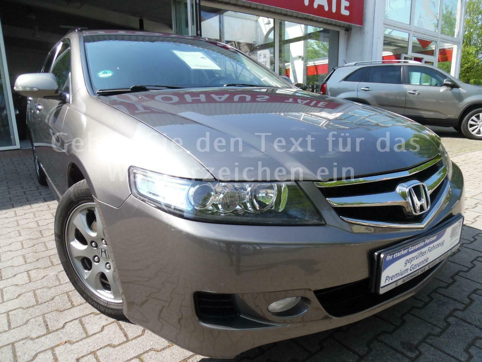HONDA Accord Tourer 2.0 Sport, Leder, MFL,8Xbereift