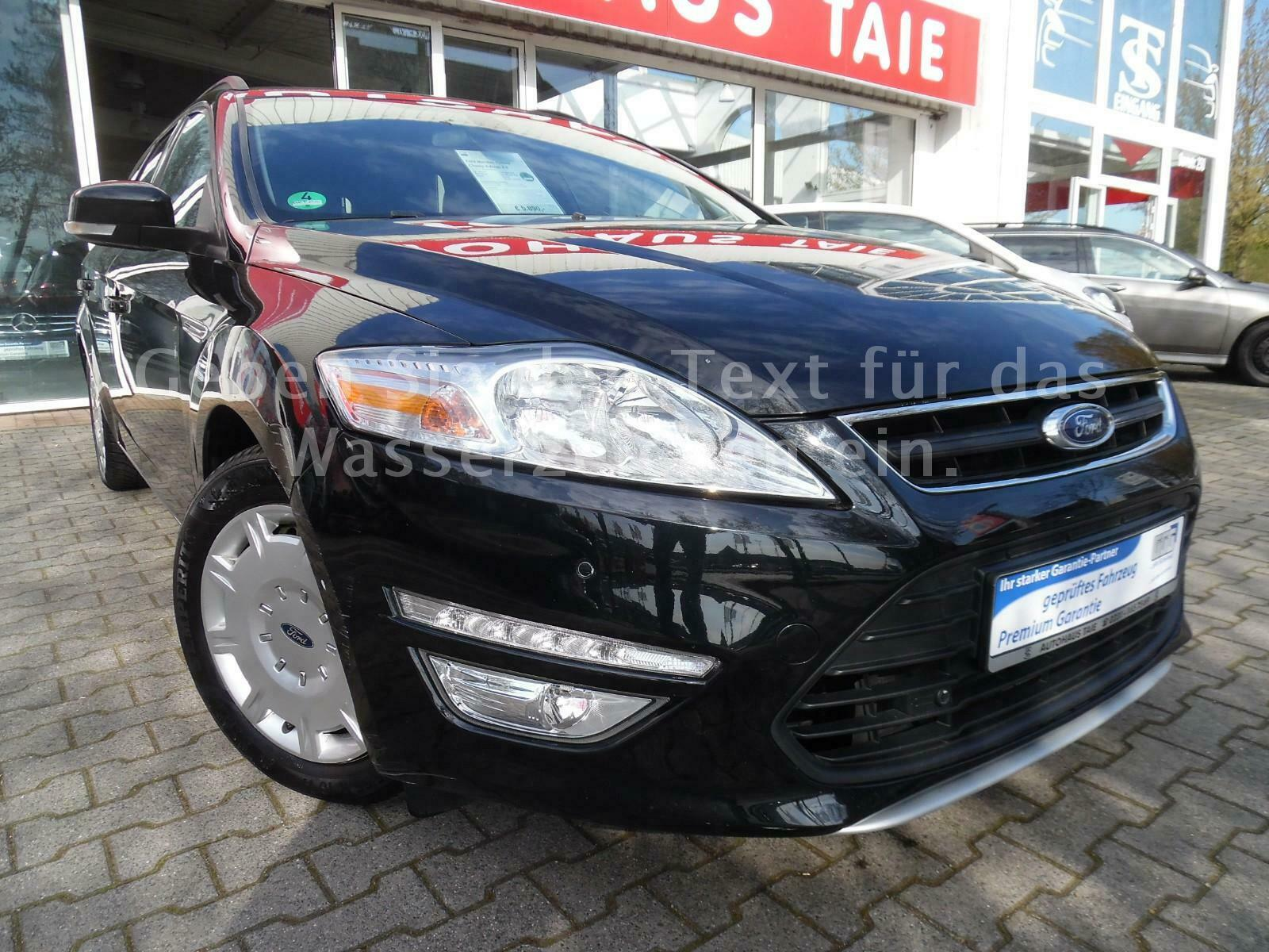 FORD Mondeo Turnier Champ Edition 2.0 TDCI,Navi,Lede