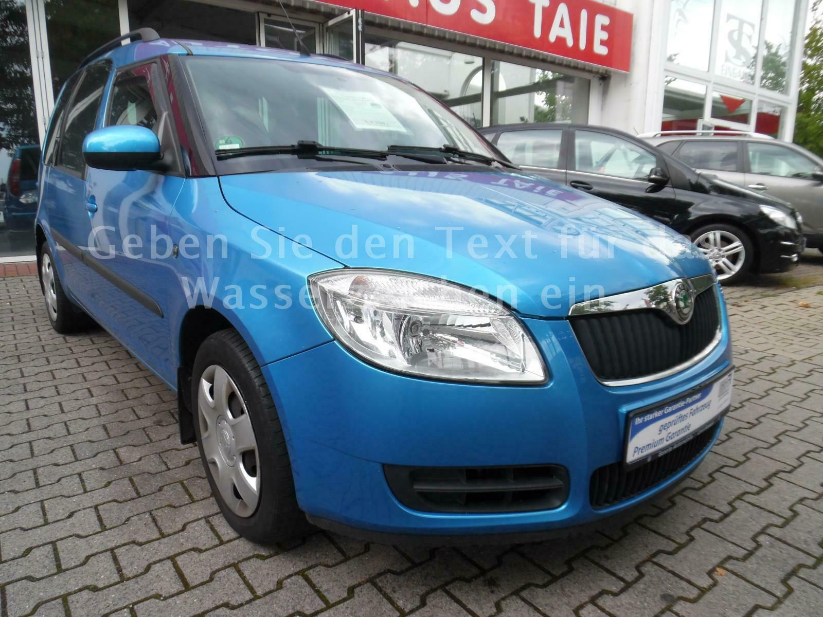 SKODA Roomster Style 1.2, Klimatronic, PDC,gepflegt